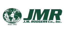 JM Rodgers Co., Inc. logo.