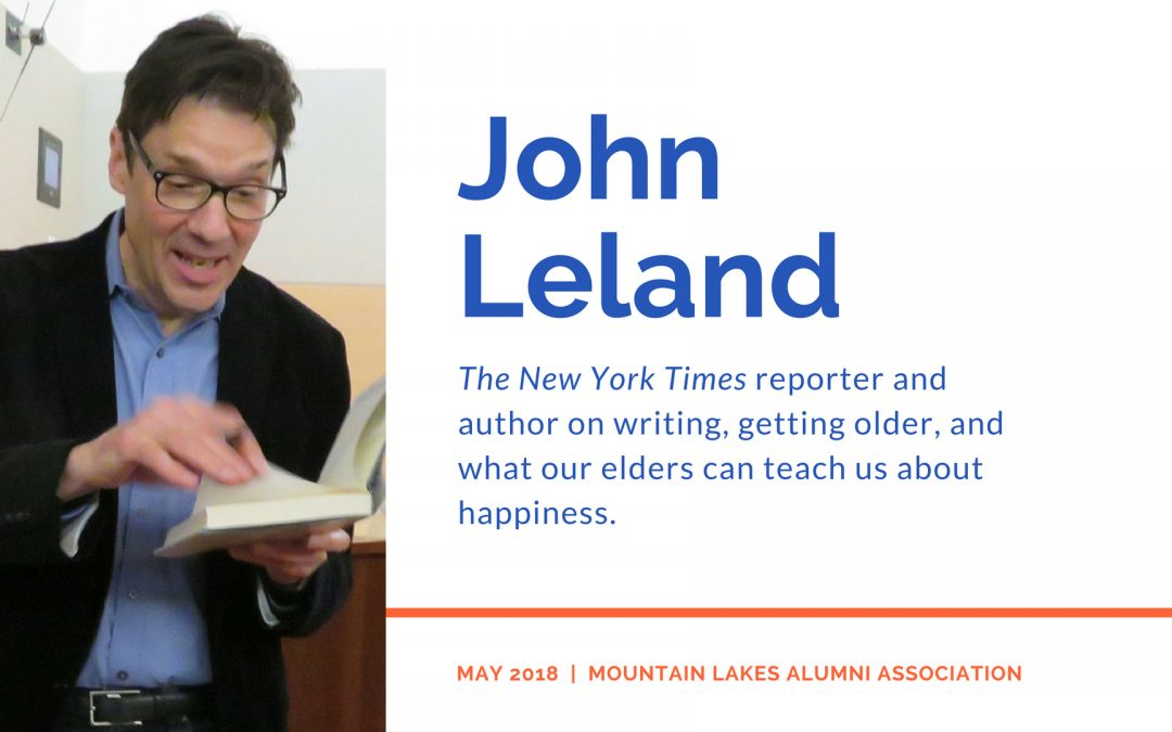 Laker in the Spotlight John Leland