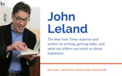 Laker in the Spotlight: John Leland
