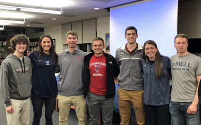 2019 Mountain Lakes Alumni NCAA Panel