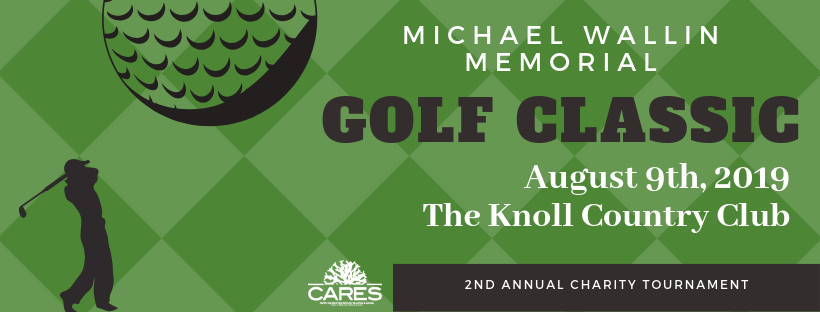 2nd Annual Michael Wallin Memorial Golf Classic