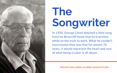 Laker in the Spotlight: George Littell